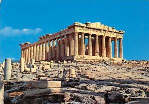 Greece Athens Acropoli The Parthenon Acropole