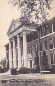 Arkansas Arkadelphia Girls Dormitory Quachita College Artvue