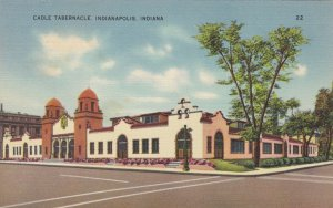 Indiana Indianapolis The Cadle Tabernacle sk3550