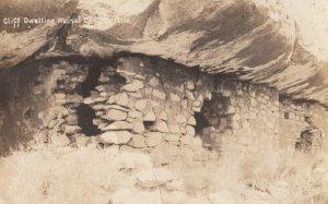 RP: Indian Cliff Dwelling, WALNUT CANYON , Arizona , 1910s