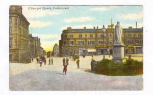 St George's Square, Huddersfield, England , 00-10s