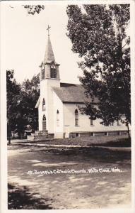 RP, WHITE CLOUD, Michigan, PU-1943; St. Joseph's Catholic Church