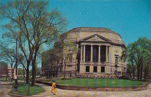 Severance Hall Cleveland Ohio