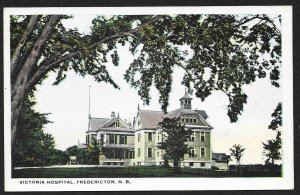 Victoria Hospital Fredericton CANADA Unused c1920s