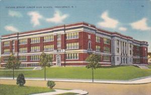 Rhode Island Providence Nathan Bishop High School 1939