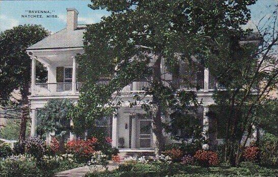 Ravenna Natchez Mississippi 1947