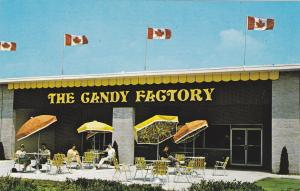 COLLINGWOOD , Ontario, Canada, 40-60s; The Candy Factory