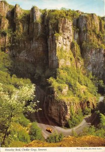 uk46068 horseshoe bend cheddar gorge somerset uk