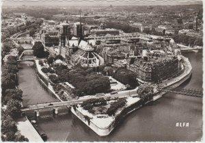 France Paris Notre Dame de Paris cathedral Postcard