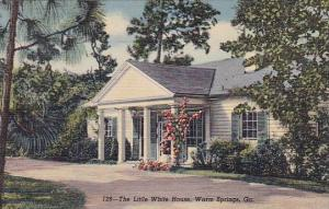 The Little White House Warm Springs Groegia
