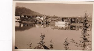 RP: ATLIN , B.C. , Canada , 1910s ; Waterfront