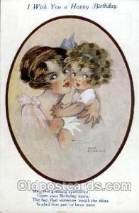 series 1960 Artist Agnes Richardson Postcard Post Card Series 1960 series 196...