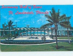 Pre-1980 SWIMMING POOL SCENE Fort Lauderdale Florida FL AF2319