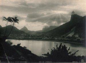 RP: RIO DE JANEIRO, Brazil, 1900-10s; Crepusculo Do Praia Rotafogo