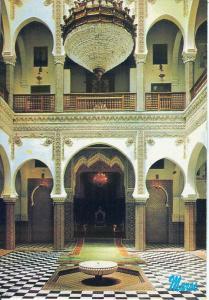 Morocco, Maroc, Les merveilleux Palais, synthese des arts traditionnels