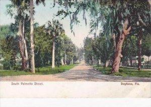 Florida Daytona South Palmetto Street