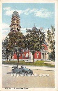 City Hall - Gloucester, Massachusetts MA