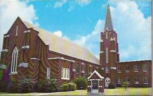MS Ripley First Baptist Church