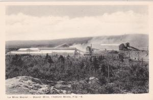 La mine Beaver , THETFORD MINES , Quebec , Canada , 1920-40s