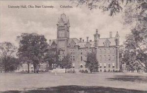 Ohio Columbus University Hall Ohio State University Albertype