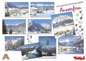 Internationales Wintersportgebiet Ausserfern Tirol, Kirche Church Cable Car