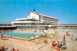 Portugal Old Vintage Antique Post Card Hotel Vasco de Gama Algarve 1971 Missi...