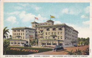 New Hotel Putnam , DELAND , Florida, 1910-20s