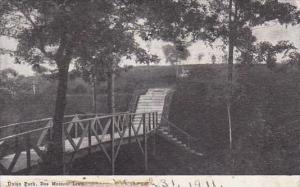 Iowa Des Moines Union Park