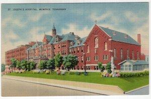 Memphis, Tennessee, St. Joseph's Hospital