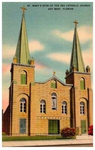 Florida  Key West  St.Mary's Star of the Sea Catholic Church
