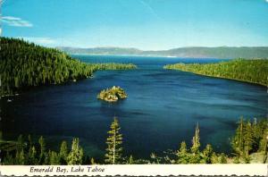 California/Nevada Lake Tahoe Emerald Bay