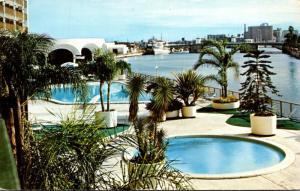 Florida Tampa Riverside Hilton Inn