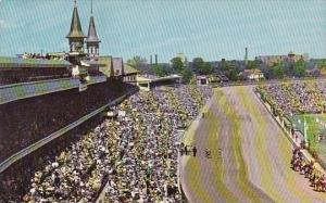 Americas Number One Sporting Spectacle At Churchill Downs The Kntucky Derby L...