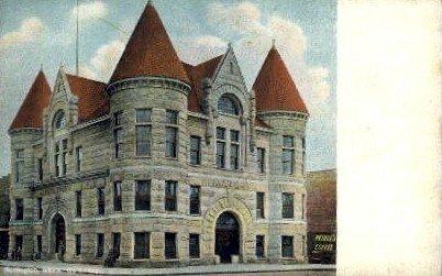 City Building - Huntington, Indiana IN