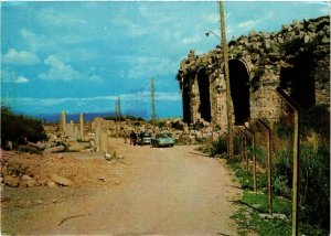 CPM AK Ruins of Side TURKEY (843518)