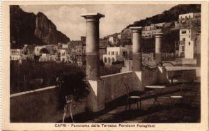 CPA Capri Panorama dalla Terrazza Pensione Faraglioni. ITALY (526923)