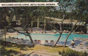 Georgia Jekyll Island Buccaneer Motor Lodge