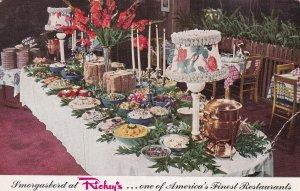 PALO ALTO, California, 1950-60s ; Rickey's Studio Club