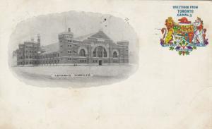 TORONTO (Ontario), PU-1903 ; Armouries #2