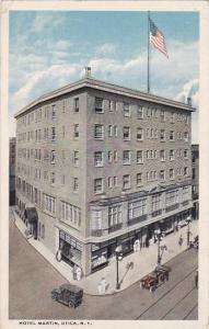 New York Utica Hotel Martin