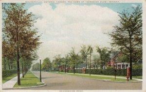 WALKERVILLE, Ontario, Canada, 00-10s ; Devonshire Road