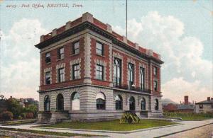 Tennessee Bristol Post Office 1908