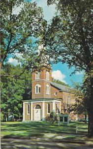 Vermont Essex Junction Congregational Church 1971