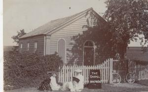 RP: WHITTLESEA , England , 1906 ; The Chapel , North Side