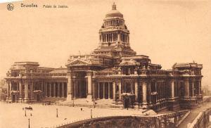 Belgium Bruxelles Palais de Justice Palace