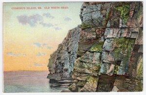 Cushings Island, Me, Old White Head