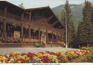 Edward Lake Chalet , B.C. , Canada , 60-80s