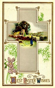 Greeting - Easter.