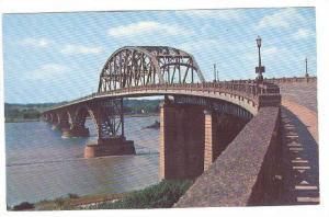 Peace Bridge Across Niagara River, Ontario, Canada, 1940-1960s