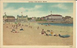York Beach, Maine, Hotels